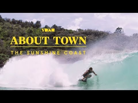 About Town: Stab's Guide To The Sunshine Coast