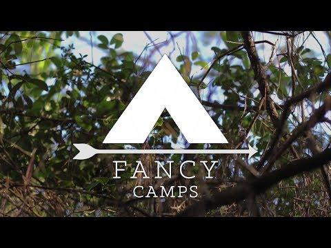 Fancy Camps :: Grayton Beach State Park :: 20/30north Studios