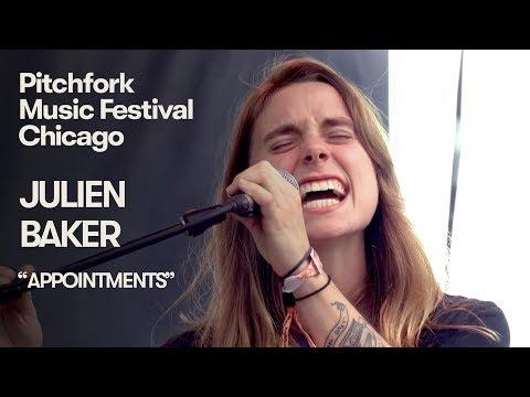 "Julien Baker Performs ""Appointments"" | Pitchfork Music Festival 2018"