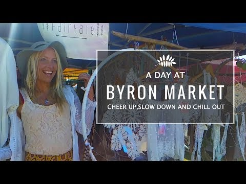 Visit Byron Bay Markets