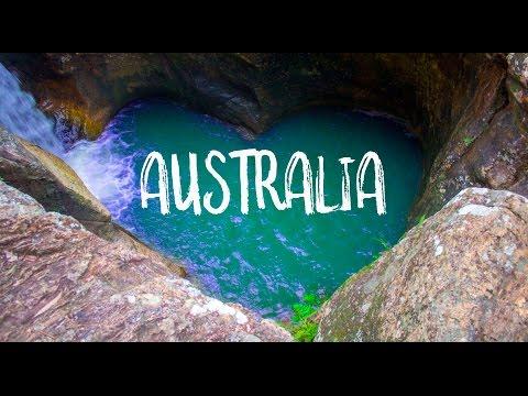 AUSTRALIAN HINTERLAND + Coast