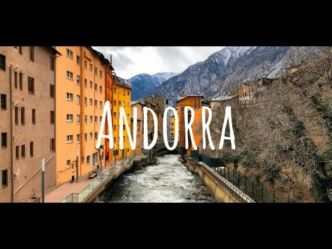 Andorra on a day trip from Barcelona