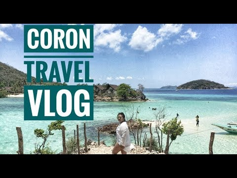 CORON BEACH ESCAPADE 2018| TRAVEL VLOG| WITH ITINERARY & EXPENSES (Please check the description)
