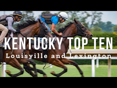 Kentucky Top 10 - Travel Guide for Louisville and Lexington