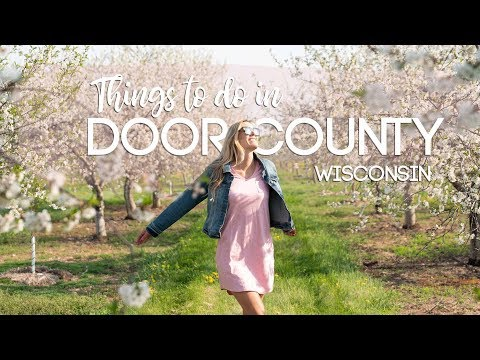 22 of the Best Things to do in Door County, Wisconsin