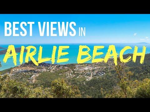 AIRLIE BEACH, WHITSUNDAYS AUSTRALIA: Honeyeater Lookout 4K