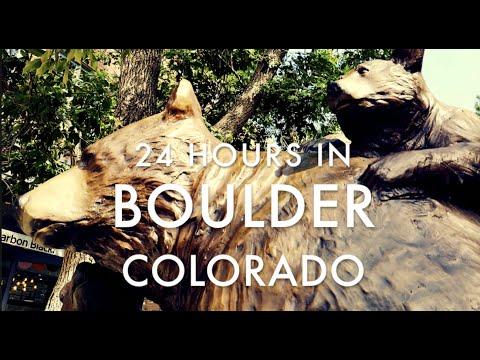 Boulder Colorado. 24 Hours in Colorado's Coolest Town - Travel Guide #visitboulder