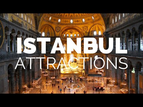10 Top Tourist Attractions in Istanbul - Travel Video