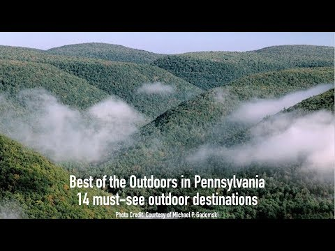 Best of the outdoors in Pennsylvania