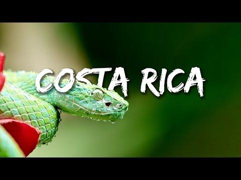 COSTA RICA IN 4K 60fps HDR (ULTRA HD)