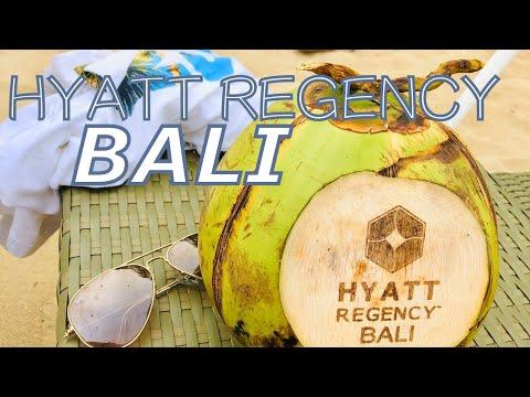 Hyatt Regency Bali Review - A detailed tour & surroundings