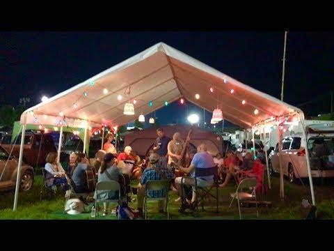 Bluegrass Bits 3 – Old Fiddler's Convention, Galax, Virginia