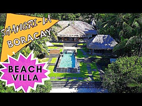 Shangri-La's Boracay Two-Bedroom Beach Villa