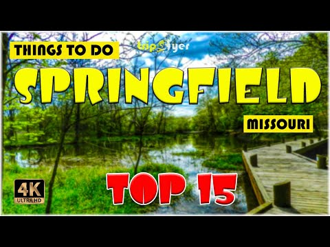 Springfield (Missouri) ᐈ Things to do || Best Places to Visit || Top Tourist Attractions ☑️