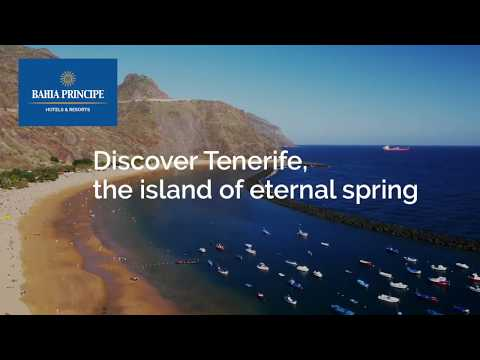 Discover Tenerife, the island of eternal spring