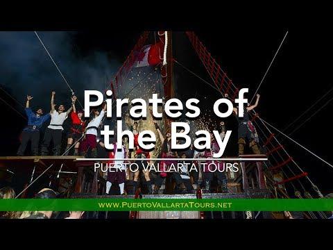 Pirates of the Bay | Puerto Vallarta Tours