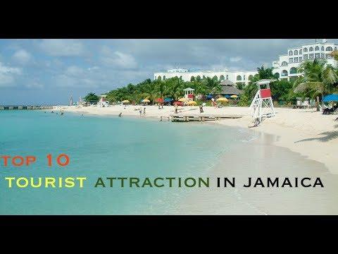 Top Ten Tourist Attractions in Jamaica | Jamaican Things