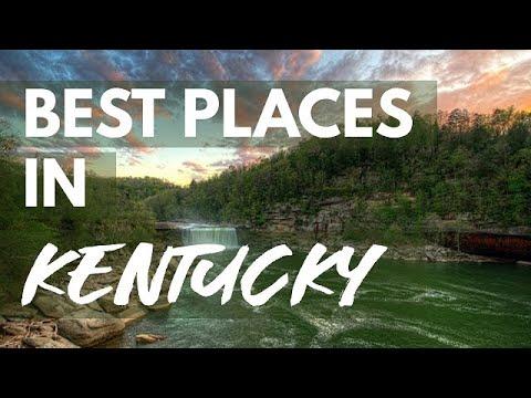 10 Best Travel Destinations in Kentucky USA