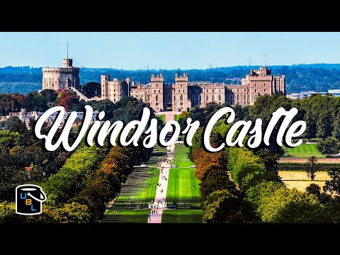 Windsor Castle Tour - The Queen's Royal Residence - England Travel Ideas