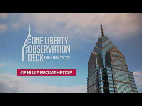 One Liberty Observation Deck - Top Attraction in Philadelphia
