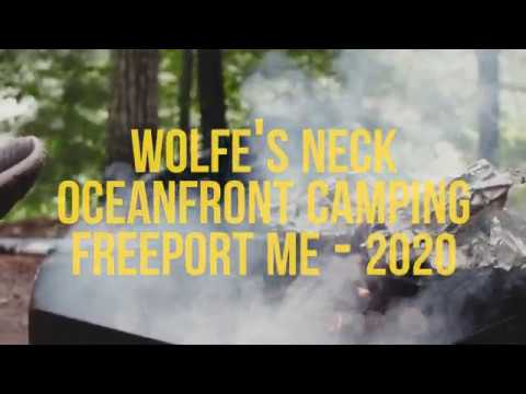 Camping at Wolfe's Neck Oceanfront Camping | 2020