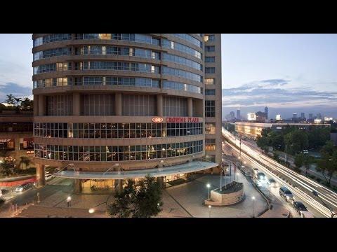 Hotel Crowne Plaza Galleria - Manila, Philippines