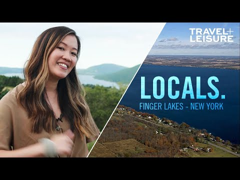 See the incredible beauty of New York's Finger Lakes region | LOCALS. | Travel + Leisure