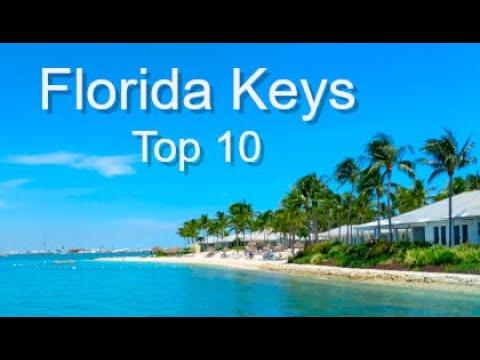 Florida Keys: Top Ten Things To Do