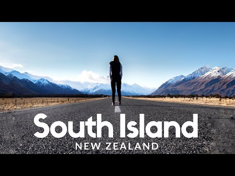 10 Day South Island Road Trip in New Zealand   Queenstown, Mount Cook, Tekapo, Franz   TRAVEL GUIDE