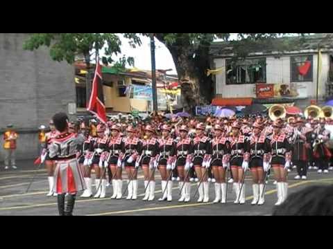 Las Piñas Town Fiesta In Bamboo Organ May 8,2011-Saint Jude Band-Agnew Aguilar