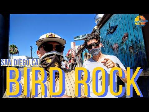 SAN DIEGO'S Hidden Gem in LA JOLLA! - Bird Rock By The Sea