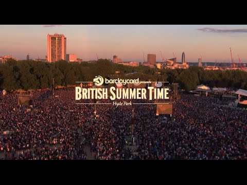 2016 Highlights Barclaycard presents BST Hyde Park!