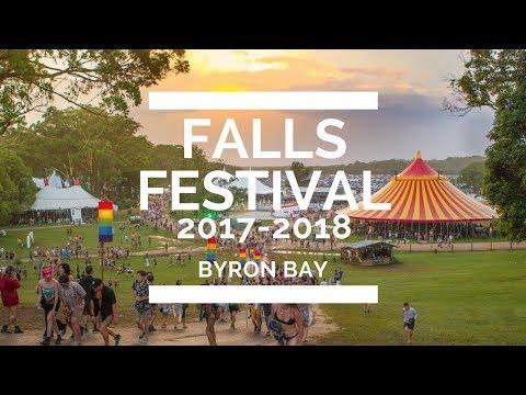 FALLS FESTIVAL 2017-2018!!!