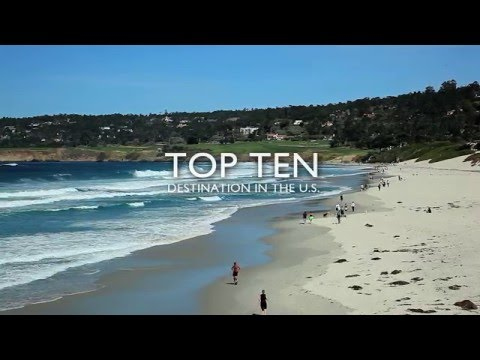 Carmel-by-the-Sea Travel Video