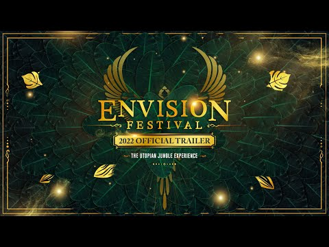 Envision Festival 'Official 2022 Trailer': Join The Utopian Jungle Experience