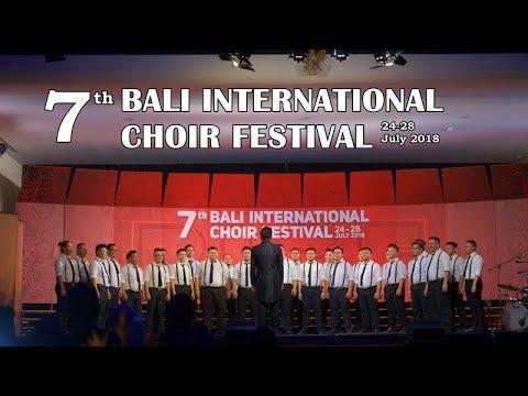 BICF ( Bali International Choir Festival ) 2018 , POP & JAZZ category