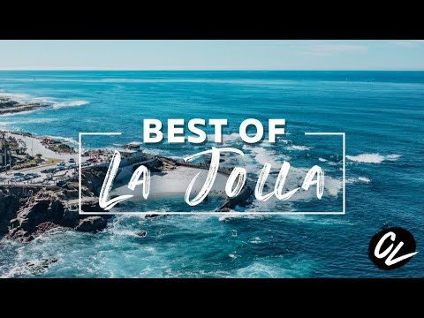 LA JOLLA, CALIFORNIA | Travel Guide | Top Things To See and Do (4K)
