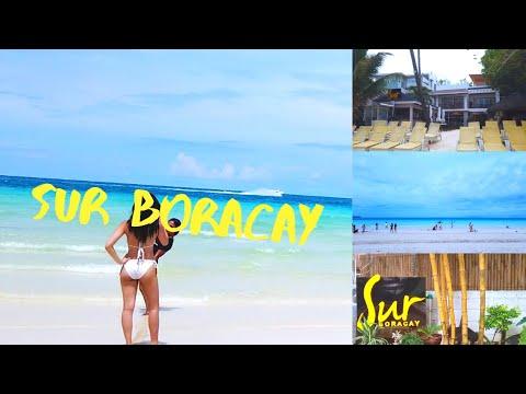 SUR BORACAY Beach Resort Walking Tour - Station 1 Boracay Philippines