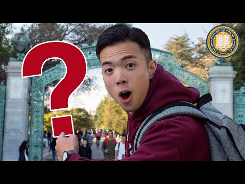 What's It Like Inside the BEST Public University In the World? | UC Berkeley Campus Tour