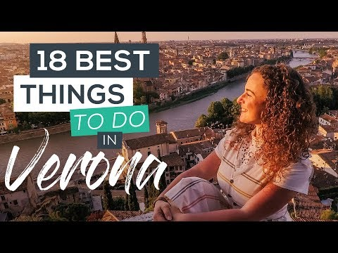 18 Best Things to do in Verona, Italy & BEYOND!