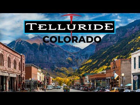 Telluride Colorado • Mountain Village