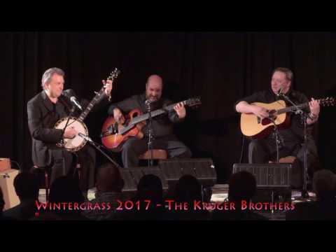 Wintergrass 2017 THE KRUGER BROTHERS