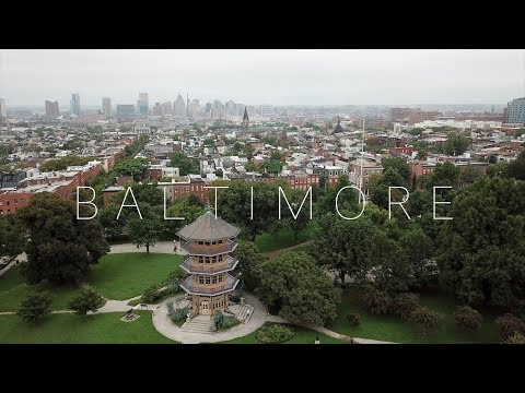 Baltimore travel guide vlog