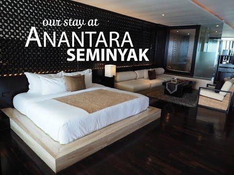 Our Stay At Anantara Seminyak Bali