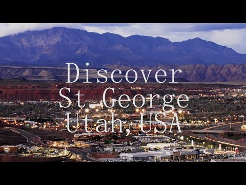 Discover St.George Utah