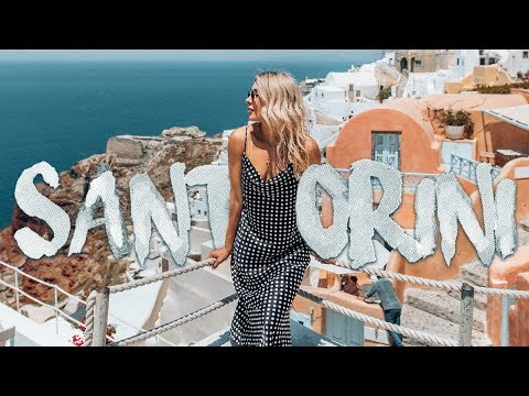 SANTORINI TRAVEL GUIDE (Top Things To Do In Greece)