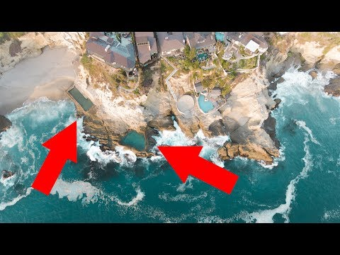 LAGUNA BEACH'S SECRET POOLS!