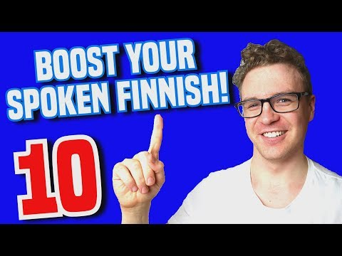 EASY Finnish Phrases - Sound like a Finn with these 10 Phrases!
