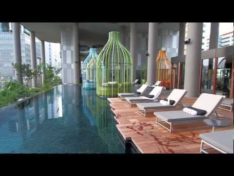 PARKROYAL on Pickering Hotel - Singapore - Hotel Video Guide