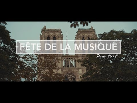Fête de la Musique Paris 2017